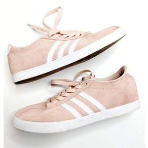 Adidas Courtset Suede Sneakers cg5818